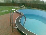 Cтроительству и реконструкции плавательных бассейнов